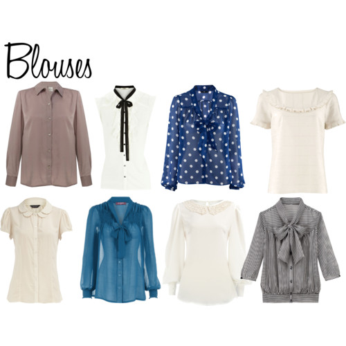 White Blouse Interview 6