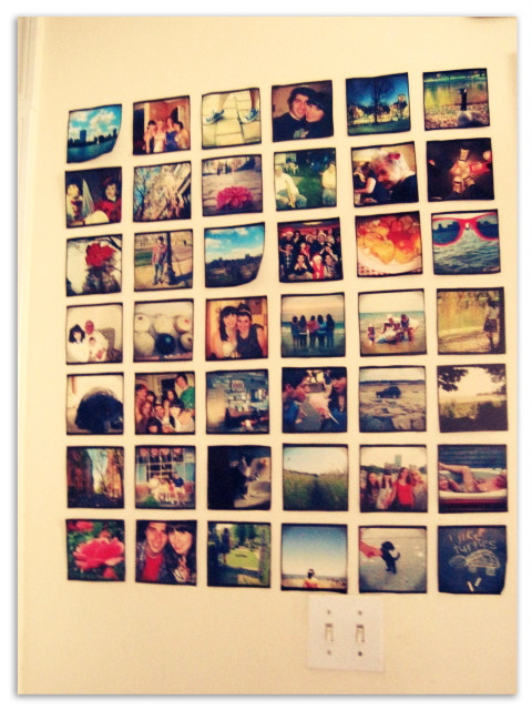 Old Fashioned Instagram Wall Art Mold - All About Wallart ...